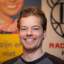 Sebastiaan Bonardt, front-end developer bij Flink
