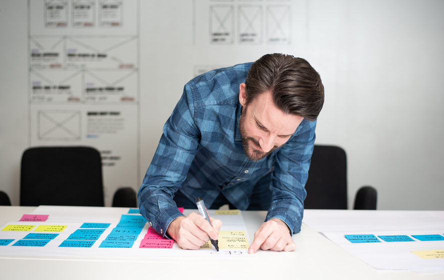UX design stagiair bij Flink